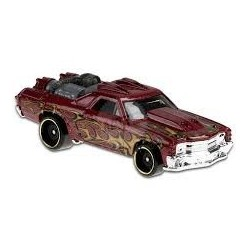 COCHE HOT WHEELS CUSTOM '71...