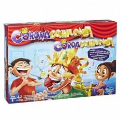 Juego infantil Corona Comilona