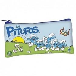 ESTUCHE PORTATODO PITUFOS 1...