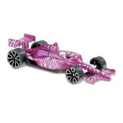COCHE HOT WHEELS INDY 500 OVAL