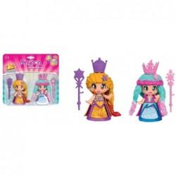 Pinypon Pack de 2 Reinas...