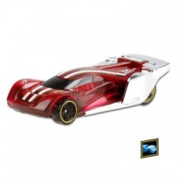 COCHE HOT WHEELS LINDSTER...