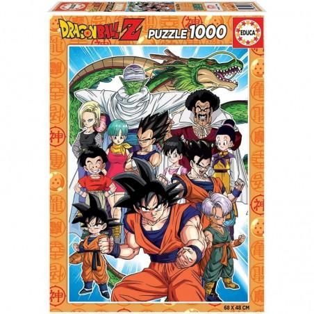 PUZZLE 1000 PIEZAS Dragon Ball Z