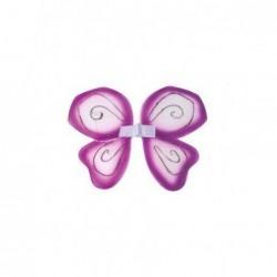 Alas de hada púrpura