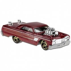 COCHE HOT WHEELS '64 CHEVY...