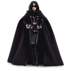 BARBIE DARTH VADER  STAR WARS
