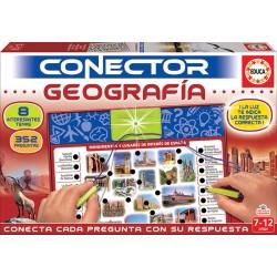 CONECTOR® GEOGRAFÍA
