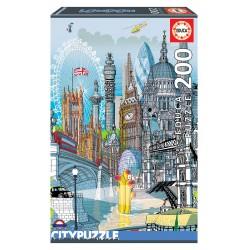 200 LONDON ´EDUCA CITY PUZZLE´