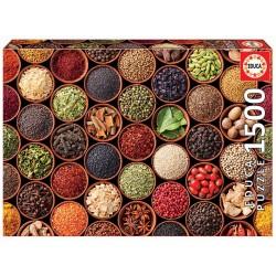 PUZZLE 1500 ESPECIAS Y...