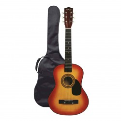 Guitarra De Madera 75cm