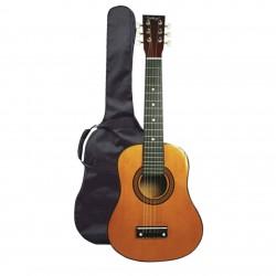 Guitarra de Madera 65cm