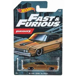 Hot Wheels Ford Fast and...