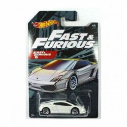 Hot Wheels Fast and Furious...