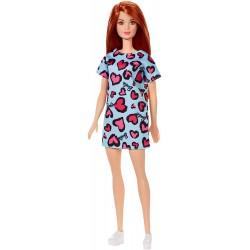 Barbie Muñeca Peliroja con...