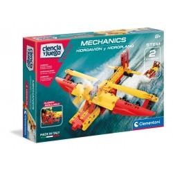 Mechanics - Hidroavión y...