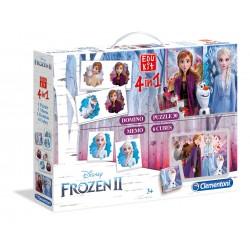 Edukit 4 en 1 Frozen 2