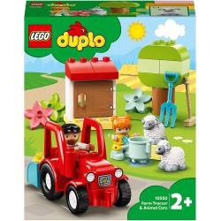 LEGO 10950 Duplo Tractor y...