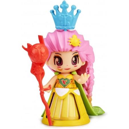 Pinypon - Queen Figura Vestido Amarillo