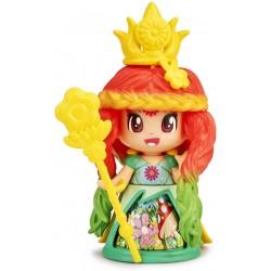 Pinypon - Queen Figura Flor Vestido Verde