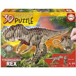 Educa T-Rex Creature Monta...